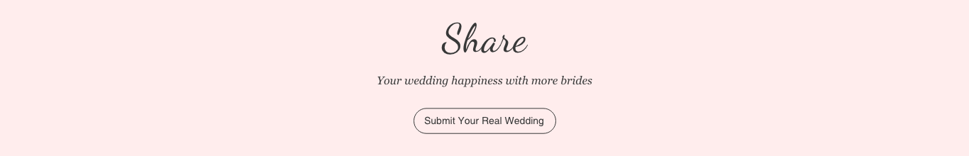 submit your real jjshouse wedding