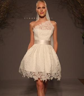 The hottest mini wedding dress in 2011 JJs House