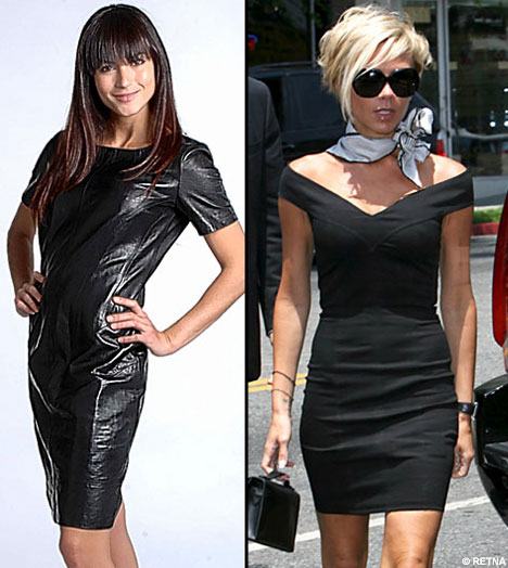 Women Fashion Style | Black Dress