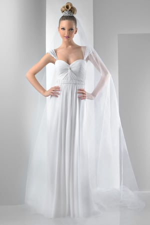 So what will the new style wedding dresses be like in 2012