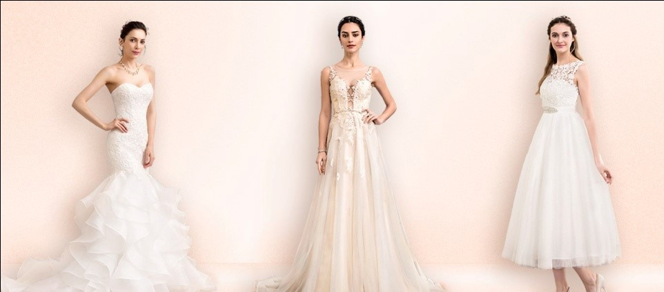 Pick A Wedding Dress That Fits Your Body Type Jj S House