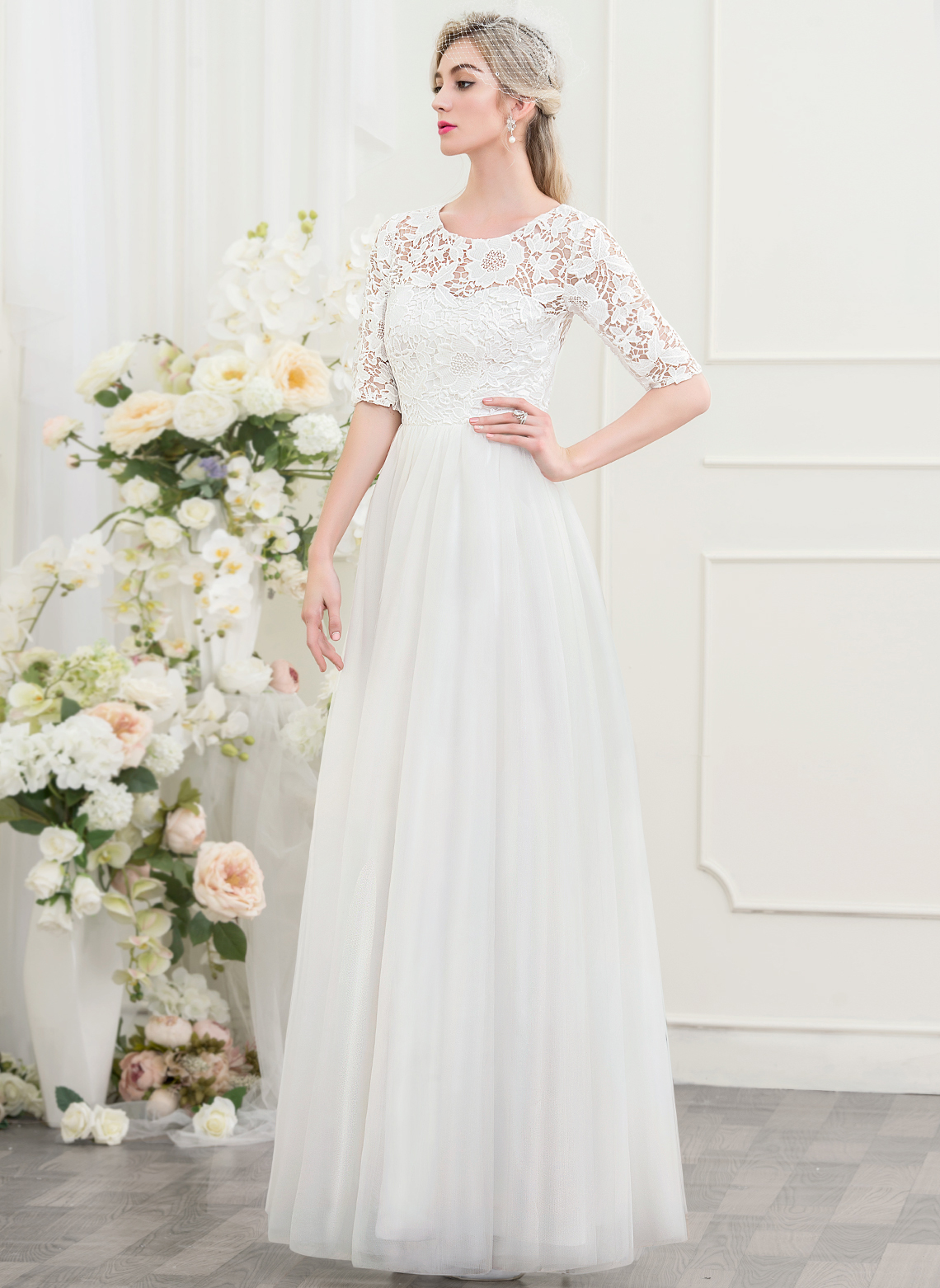 Like The Princess Name Implies Youll Feel Royalty In An A Line Wedding Dress Flowing Bottom And Narrow Top Create Shape That