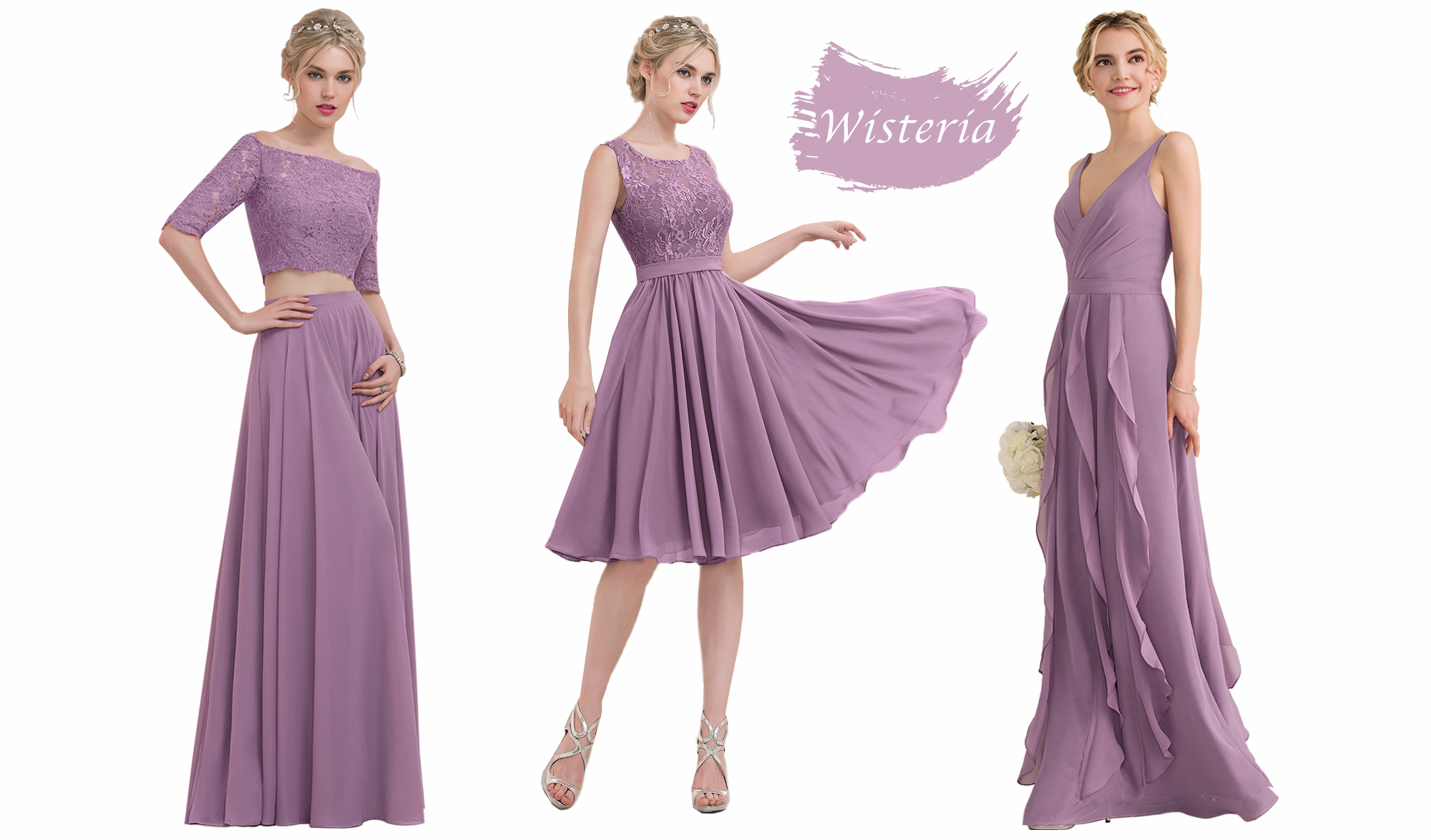 The New Bridesmaids Dress Colours Have Arrived!   JJsHouse