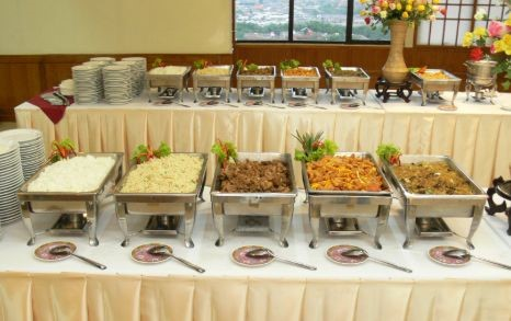 Best Wedding Food Ideas for the Reception - Healthy Main Course