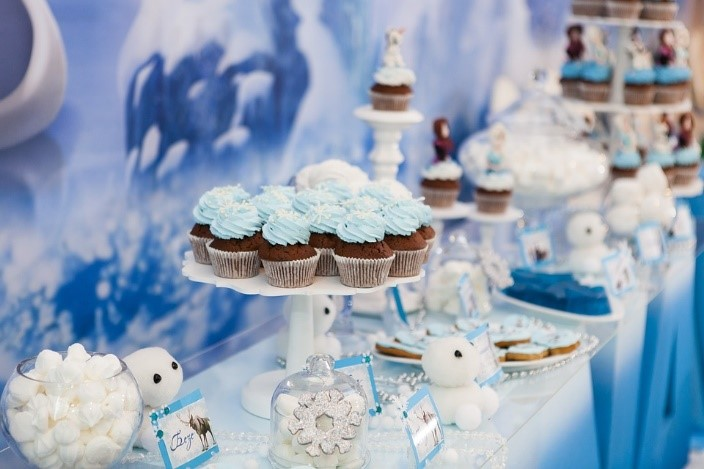Best Wedding Reception Food Ideas - Elegant Desserts for the Sweets Lover
