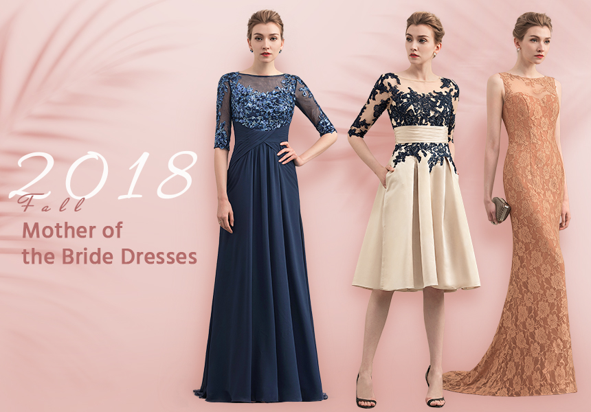 254ba6dca617d Introduction: 2018 Fall Mother of the Bride Dresses | JJ's House