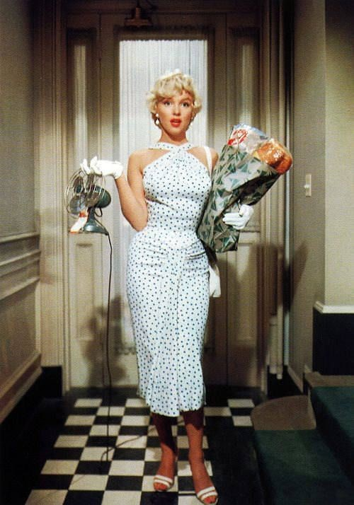 The Marilyn Monroe Guide To Dressing