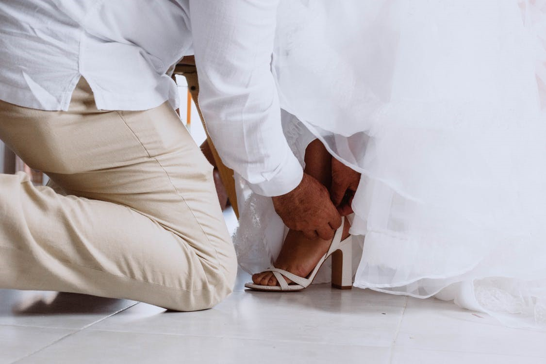 Comfortable Bridal Shoes for the Big Day