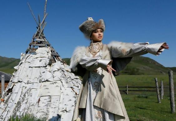 Russia Wedding Dress