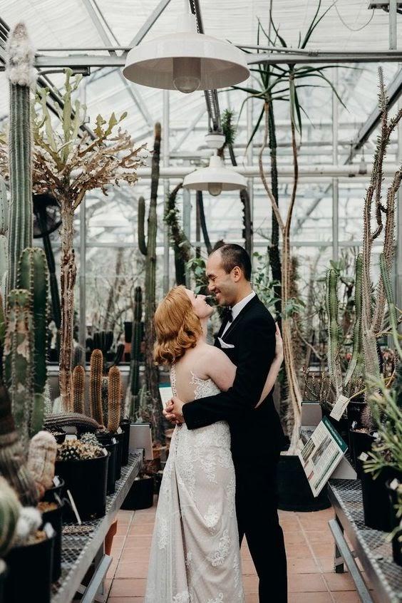 Botanical Garden Weddings for Nature Lovers