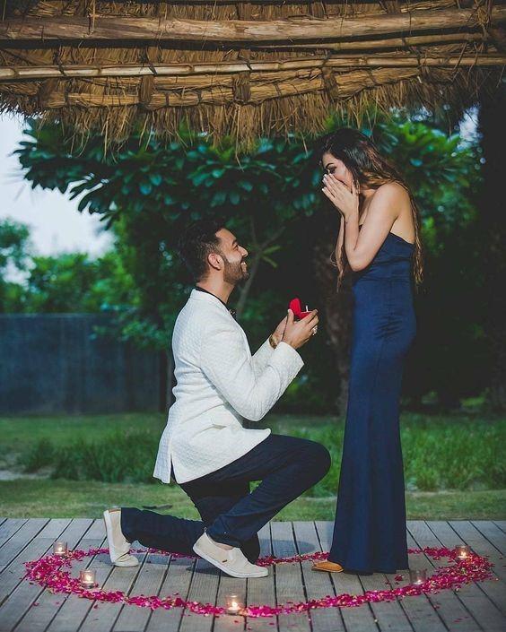 Sweet Wedding Proposals
