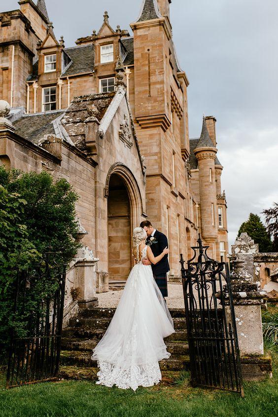 castle for wedding