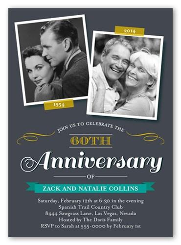 Celebrating 60th Wedding Anniversary