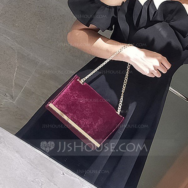 Charming/Fashionable/Refined Suede Clutches/Evening Bags