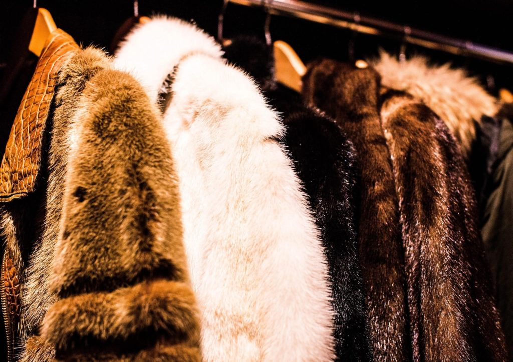 Expensive Items Like Fur and Leather