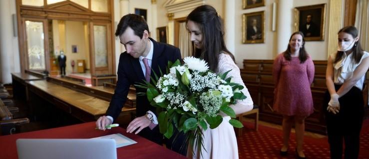 New York Online Wedding Due to Coronavirus
