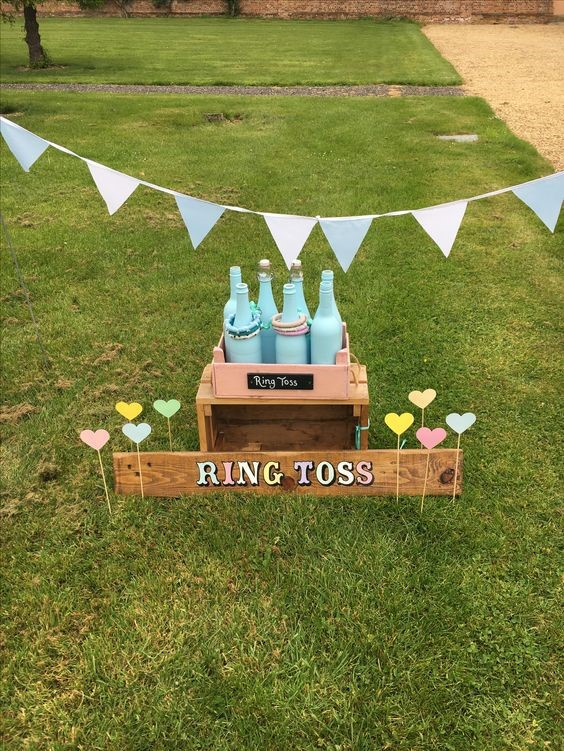 Ring Toss Game Is the Best Choice for Wedding