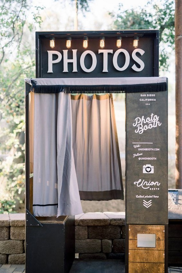 Wedding Theme Photo Booth