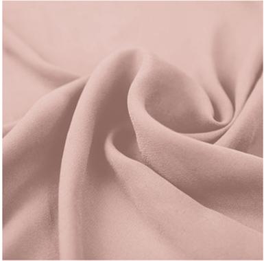 Dusty Rose Chiffon Fabric Swatch