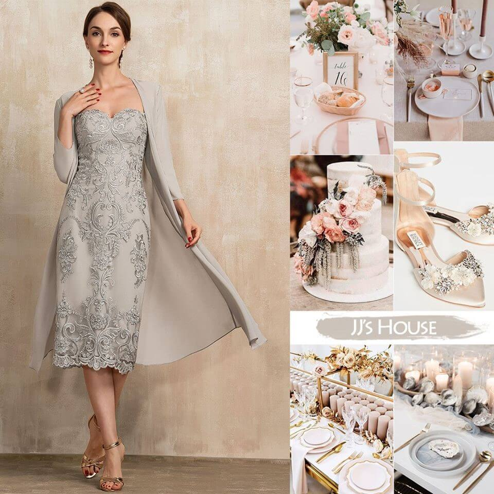 7 Key Points To Find The Suitable Mother Of The Bride Dress Jj S House