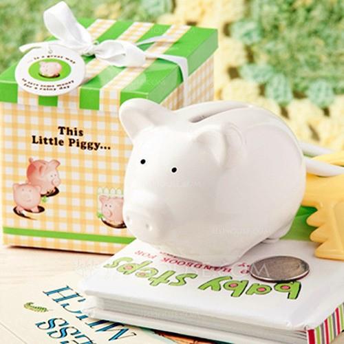 Ceramic Mini-Piggy Bank