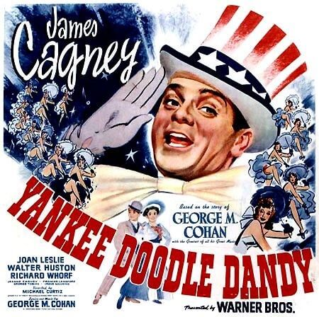 Classic Movie about Independence Day: Yankee Doodle Dandy