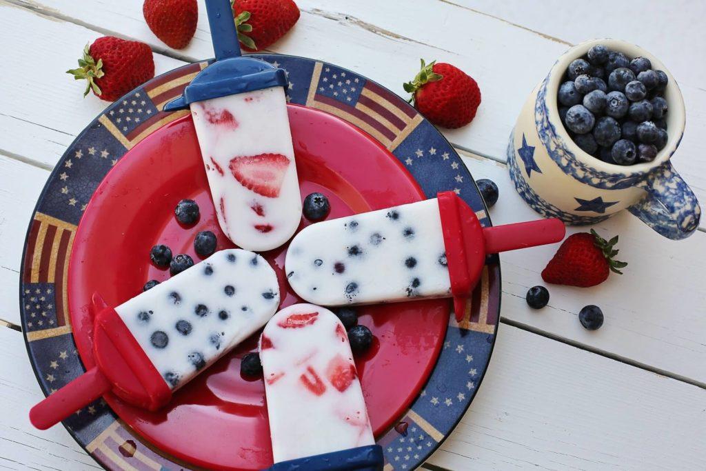 Patriotic dessert