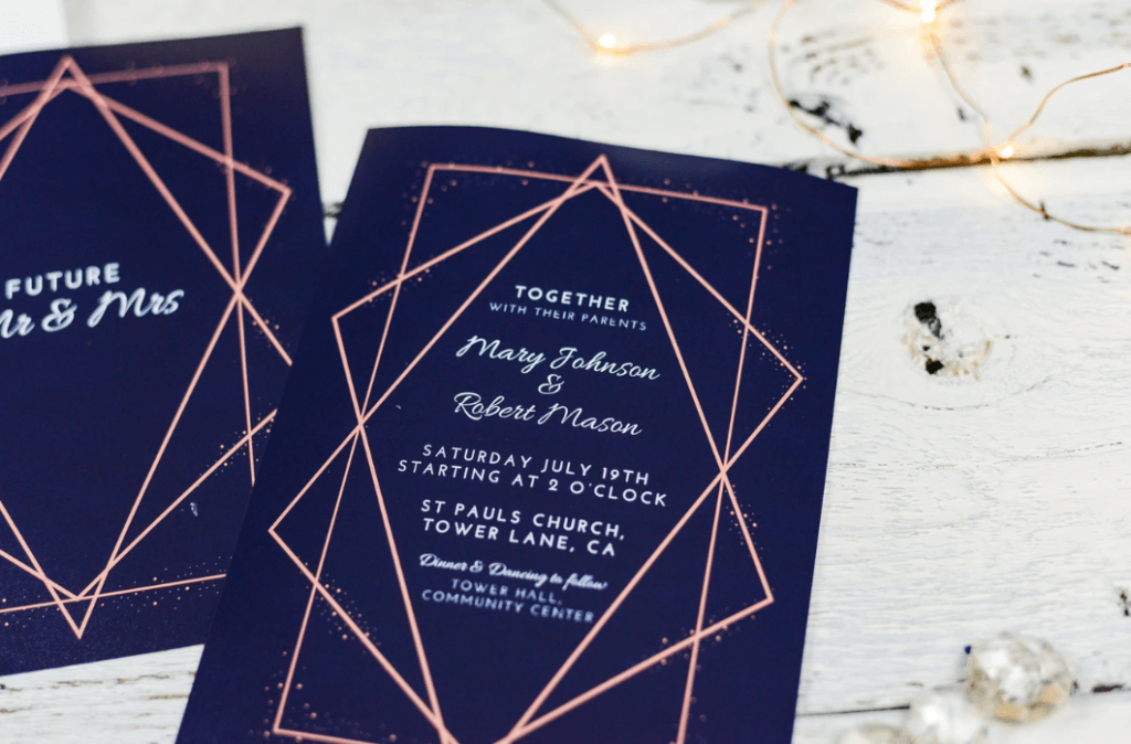 Significance of Doing a Research - Pantone's Color 2020 Inspired this Wedding Invite