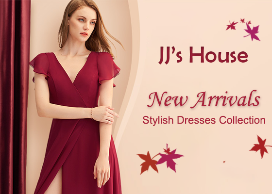 New Arrivals - Stylish Dresses Collection