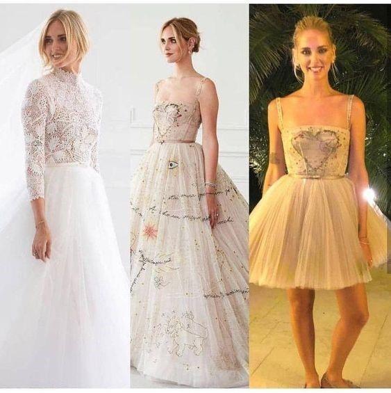 Wedding Dresses for the Ceremony, Reception, Dance & Concert