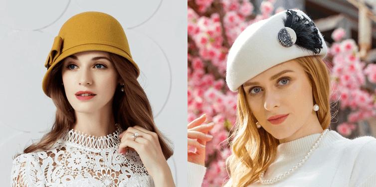 Fashion hats for winter season
