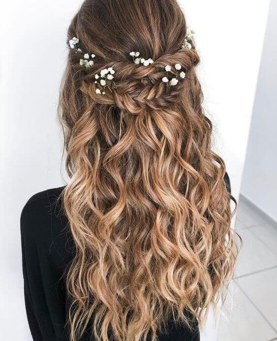 Gemini hairstyle